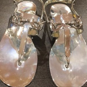Mirror Petra jelly sandals